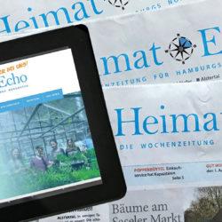 Heimat-Echo print und online