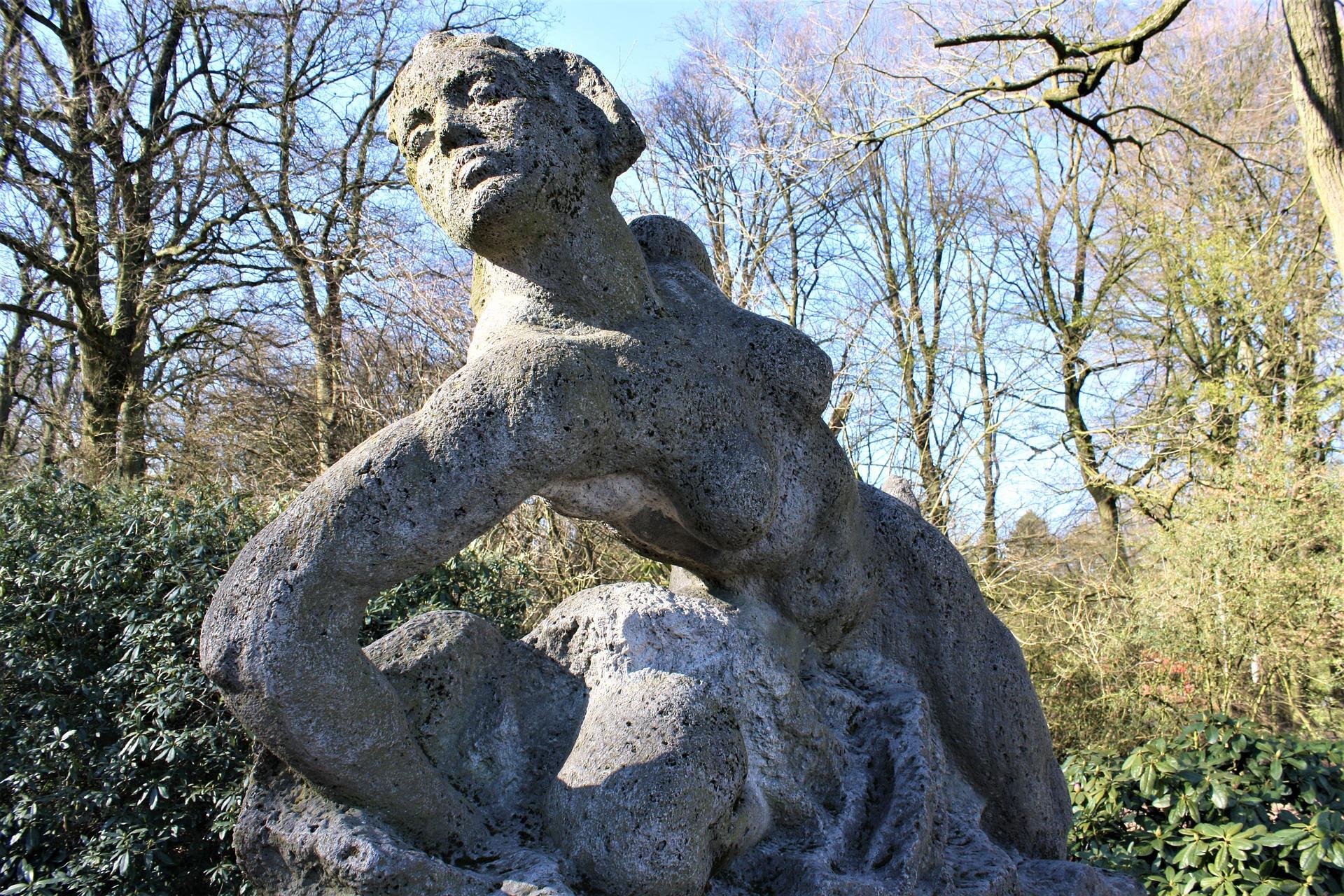 Online-Rundgang: Künstlerinnen in Hamburger Parks