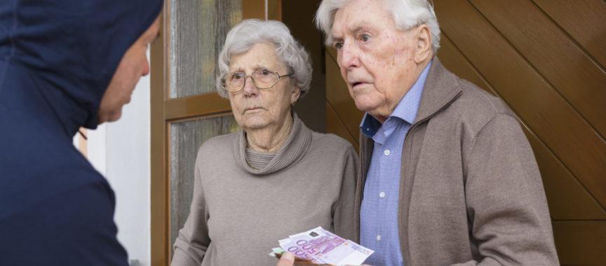 Senioren Trickbetrüger