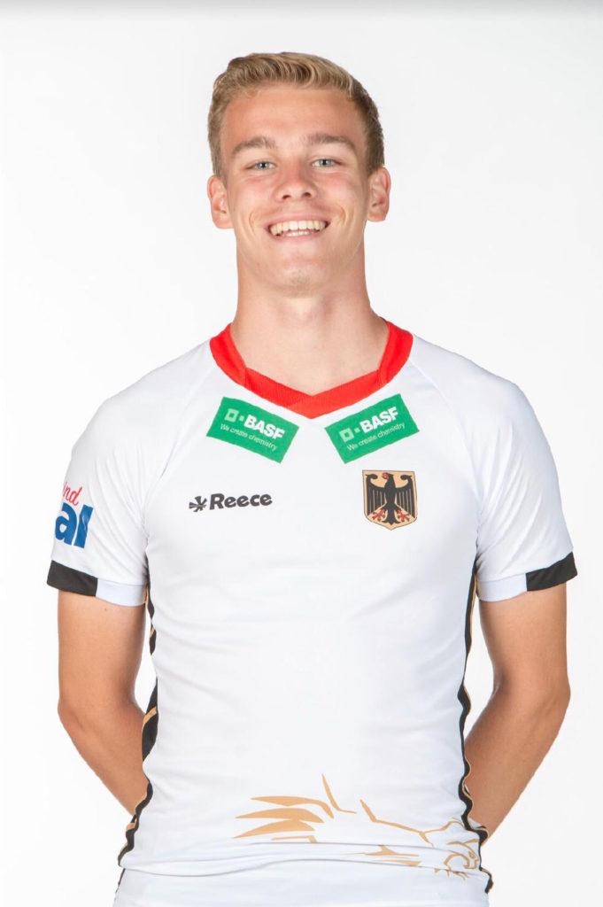 Christopher Kuttter wird ab heute in der Nationalmannschaft alles geben.