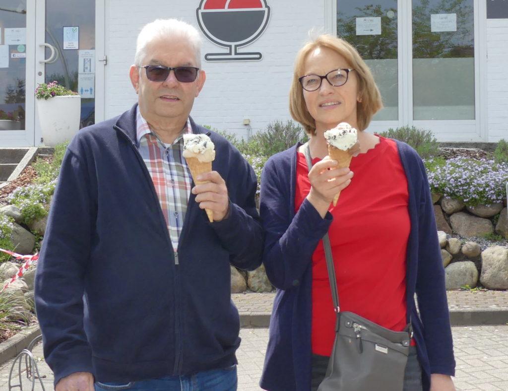 Rita und Günter Förthmann aus Tangstedt