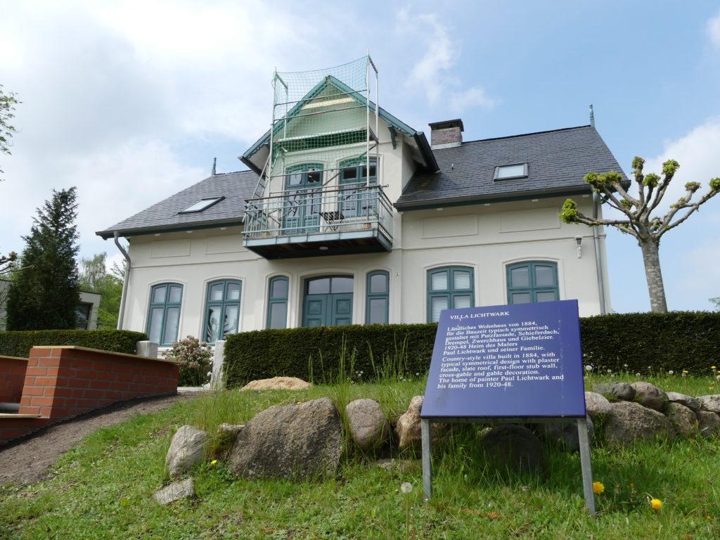 Villa Lichtwar, Duvenstedt erleben