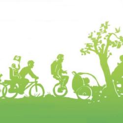 Fahrradsternfahrt