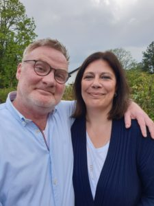 Kathrin und Christian Timm aus Volksdorf