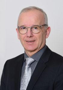 Vorstandsvorsitzender Ralph Lehnert vom Hamburger Sportbund