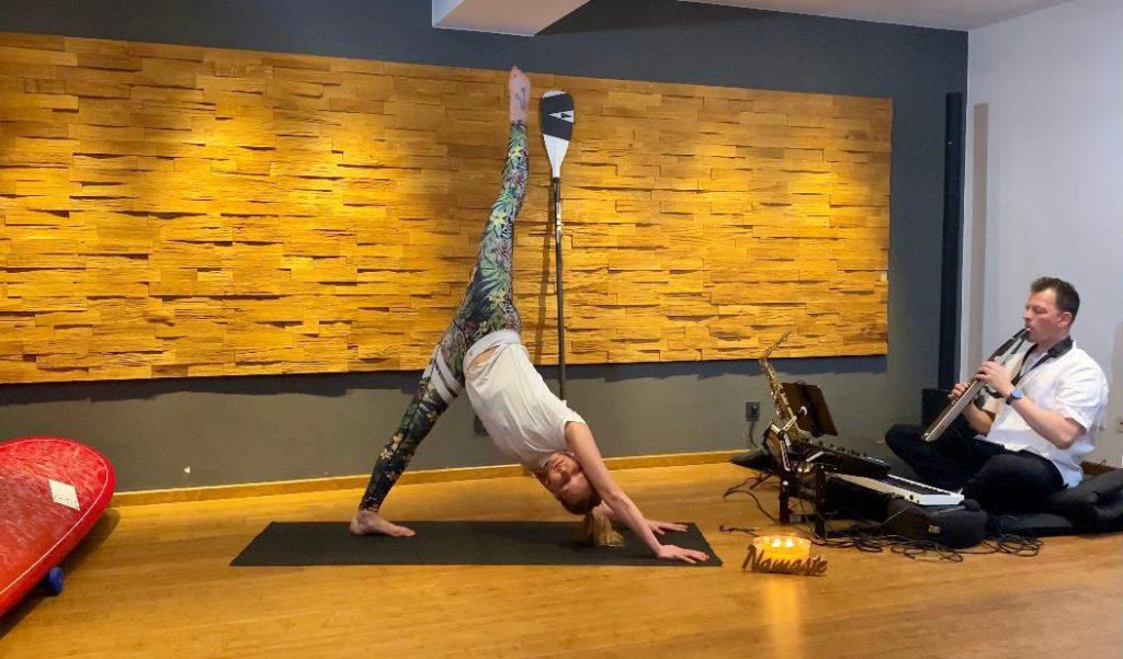 Ocean Yoga Royal Sports Spirit
