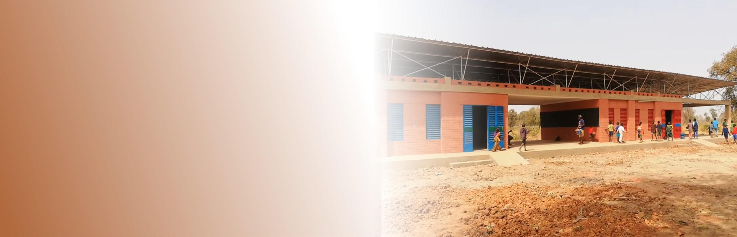 Schule in Burkina Faso