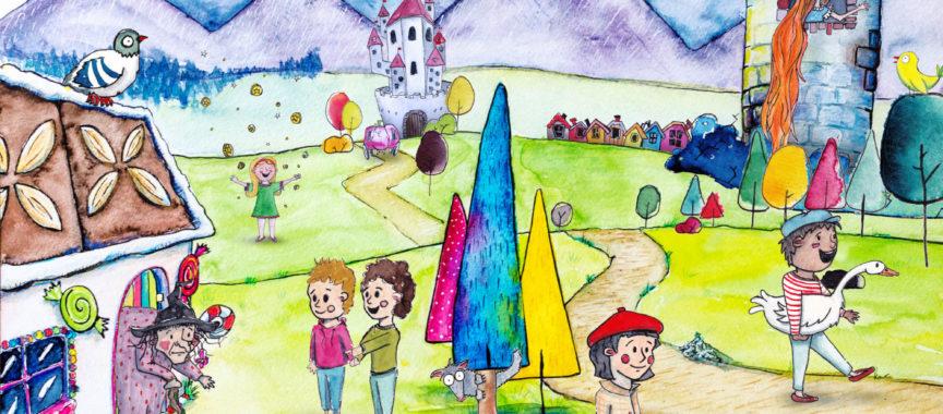 Das Kinderfest 2021 - Bild Toni Endres