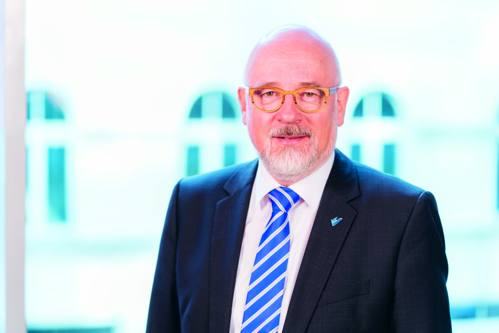 Dirk Heinrich. Foto: Impfzentrum