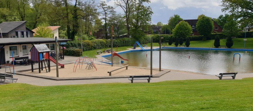 Freibad Duvenstedt Eine Oase in Duvenstedt: Das top-gepflegte Freibad am Puckaffer Weg lockt jede Saison Tausende Badegäste an.