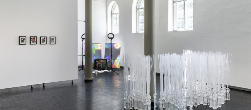 Installationsansicht2 Kunst im Marstall, Foto Helge Mundt