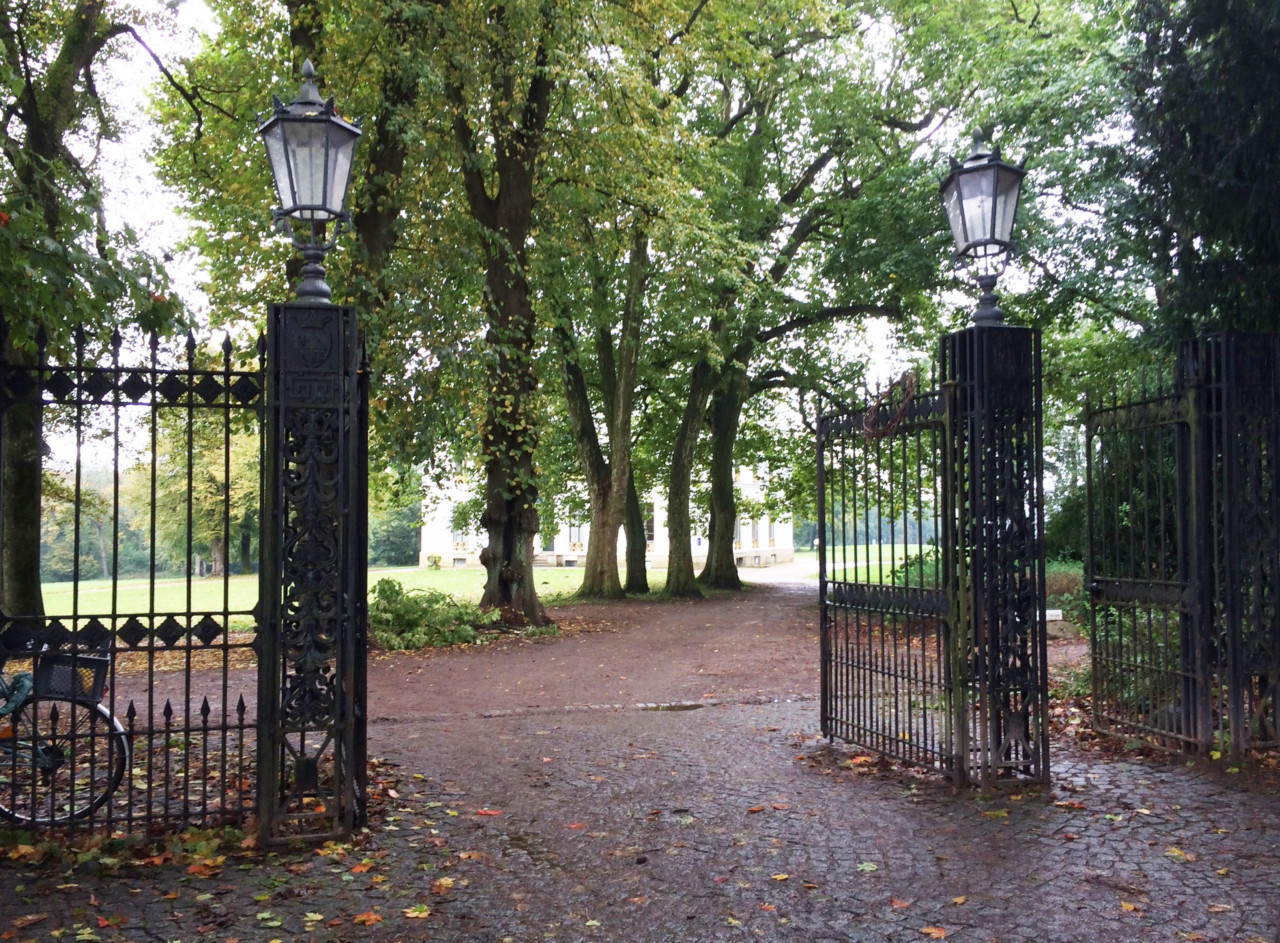Haiku-Spaziergang im Jenischpark
