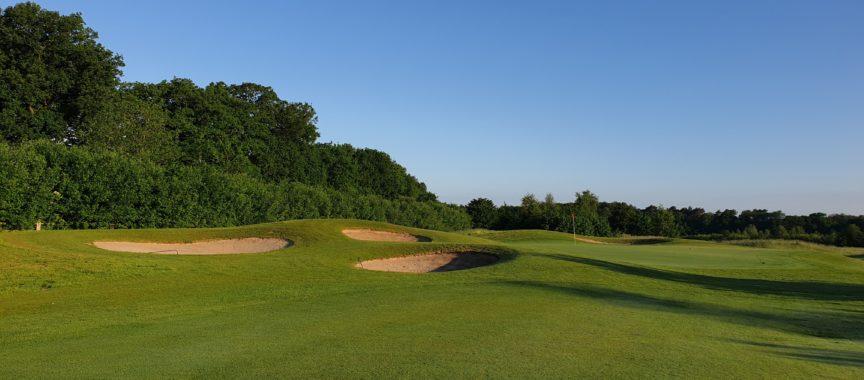 Traum-Golfplatz Treudelberg