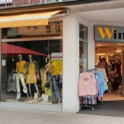 Ladengeschäft Winat Fashion in Volksdorf