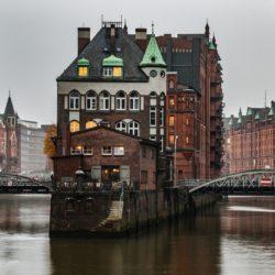 speicherstadt in Hamburg_cc0