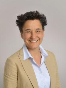 Eva Müffelmann, Leiterin der Schuldner- und Insolvenzberatung am Behrmannplatz 3. Foto: Fotostudio Eimsbüttel Fred Willenbrock