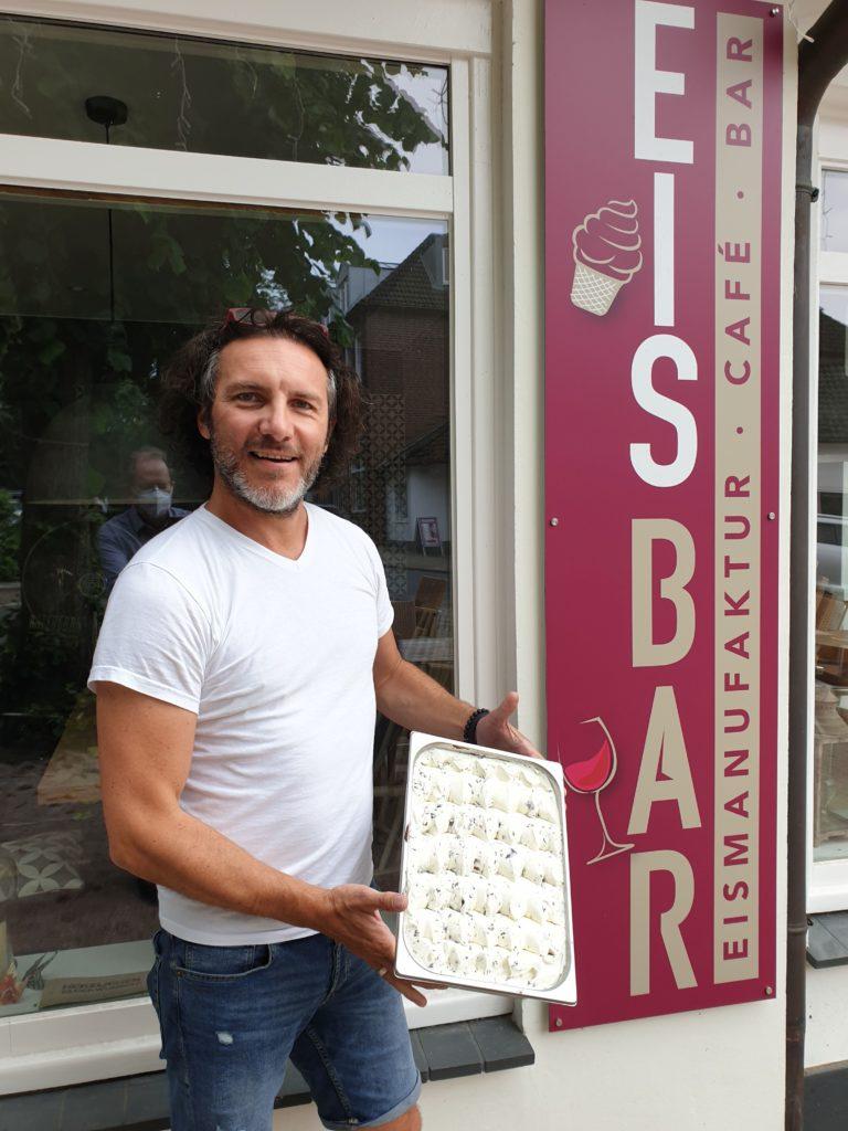 Eis_André Loose Eisbar Volksdorf 2