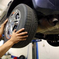 Auto Werkstatt Inspektion