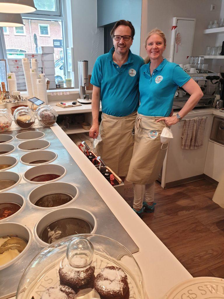 Eis_Götz und Tanja Haaf Eiscuisine