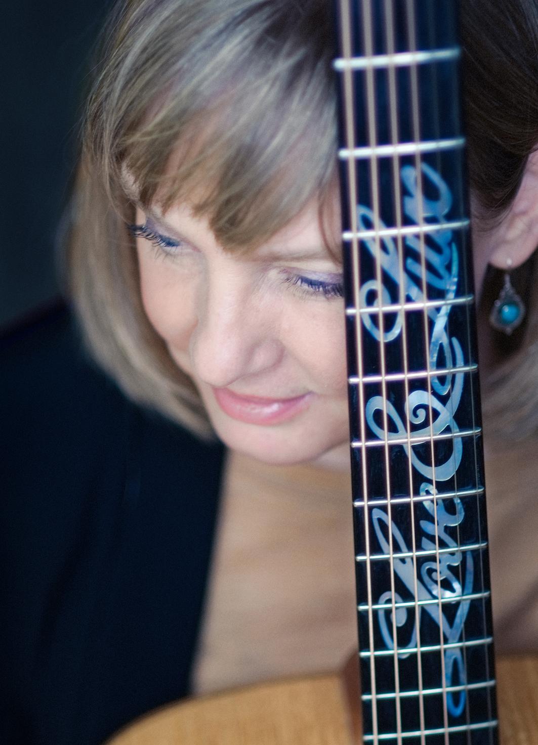 Christina Lux im Alsterschlösschen