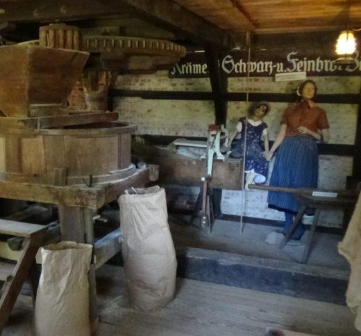 Mühlentag im Museumsdorf Volskdorf