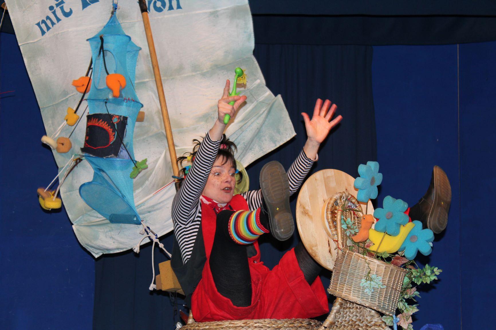 Kindertheater Quatschgeschichten