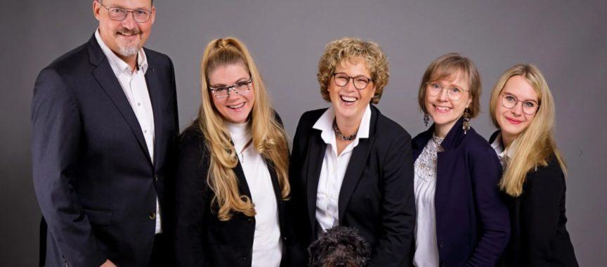 Das Team von Johann-to-Settle in Ahrensburg