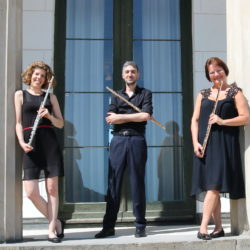 Flute Variations - FLAUTISSIMO! im Burg-Open Air