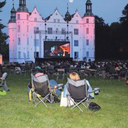 Kinosommer im Schlosspark in Ahrensburg