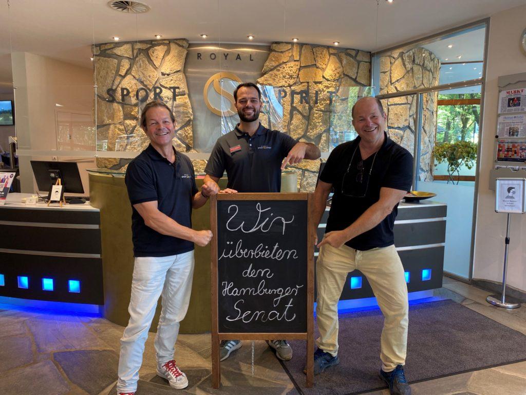 Royal Sports Spirit in Volksdorf