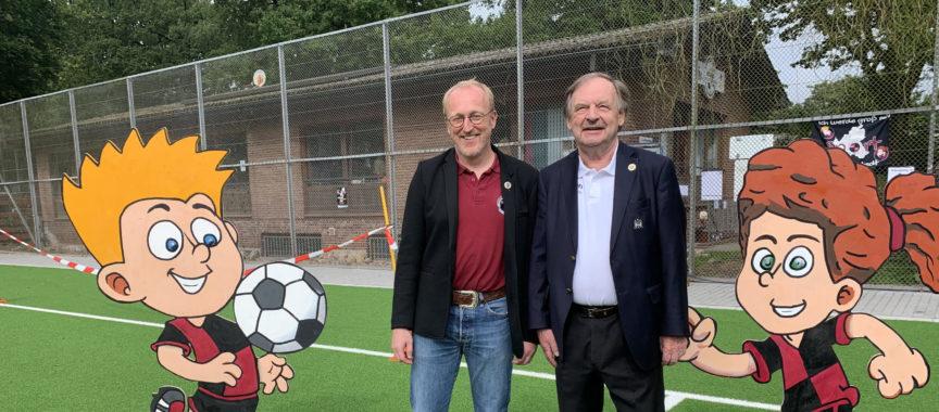 Oliver Stork vom Duvenstedter SV