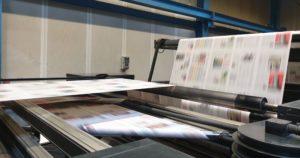 Heimatecho wird gedruckt