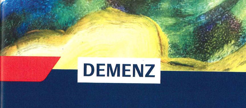 Titelseite Wegweiser Demenz Wandsbek