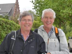 Lothar Borck und Harald Lippert