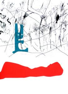Siebdruck von Thomas Klockmann