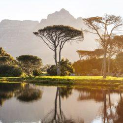Südafrikas Landschaft ist wunderschön.