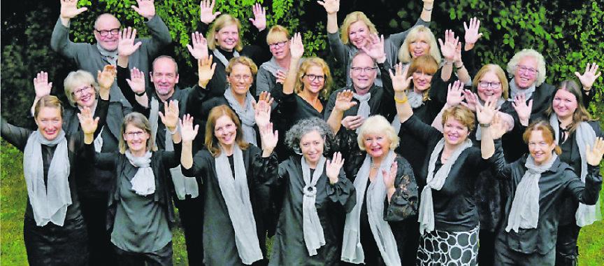 Der Soulful Gospel Chor