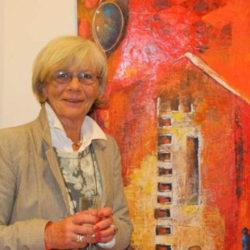 Malerei von Cornelia Diegmann im BrookHus