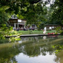 Bootshaus des VfW Oberalster
